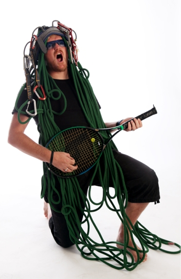 all the dreads are green